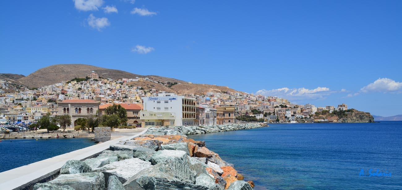 Nisaki Hotel Syros
