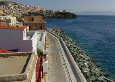 Hotel Nisaki-Syros-Greece exterior